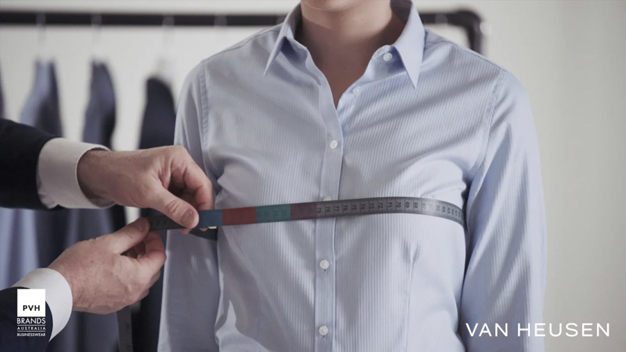How to Measure a Shirt